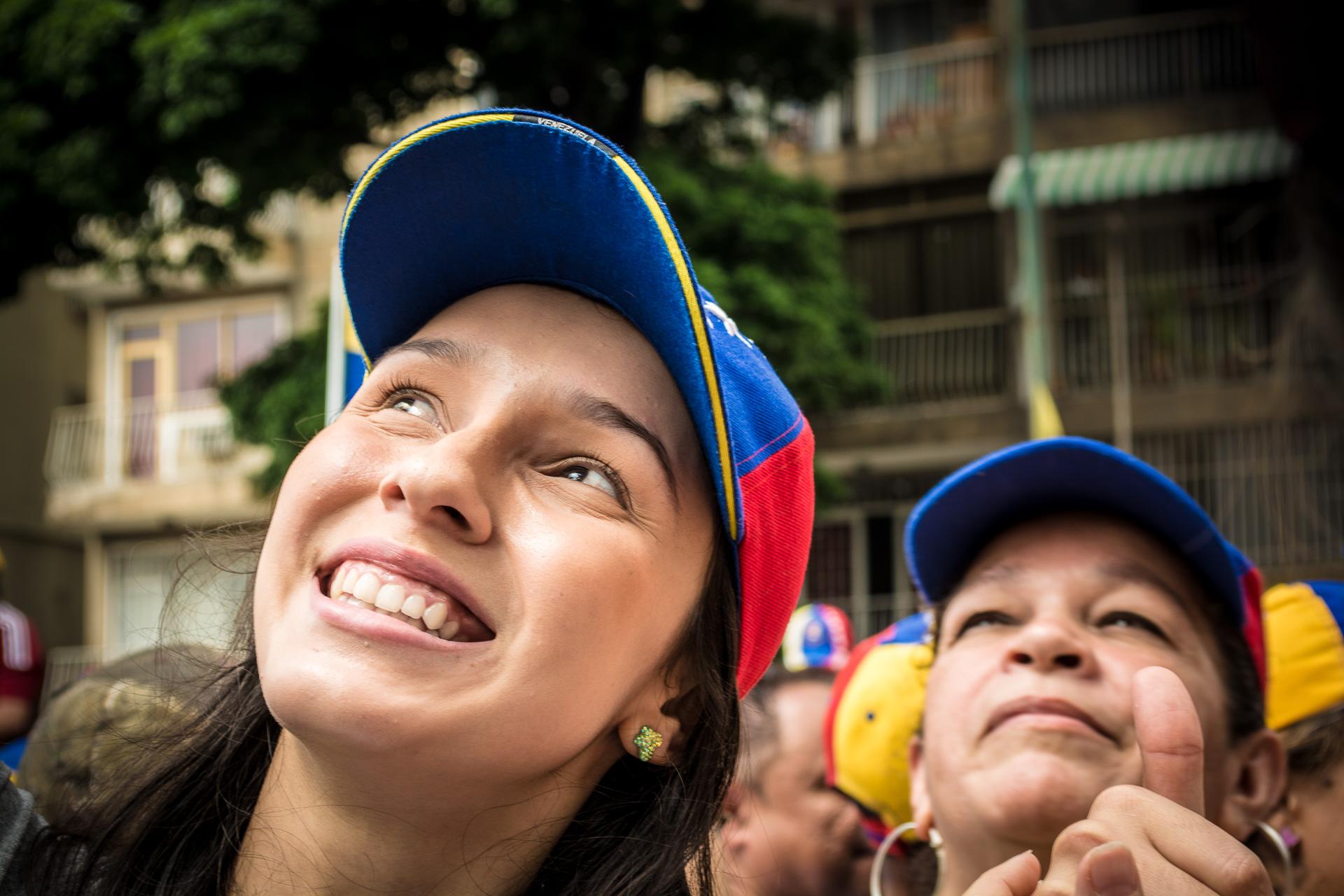 Retratos en Marcha por Carolina Rivas Malpa