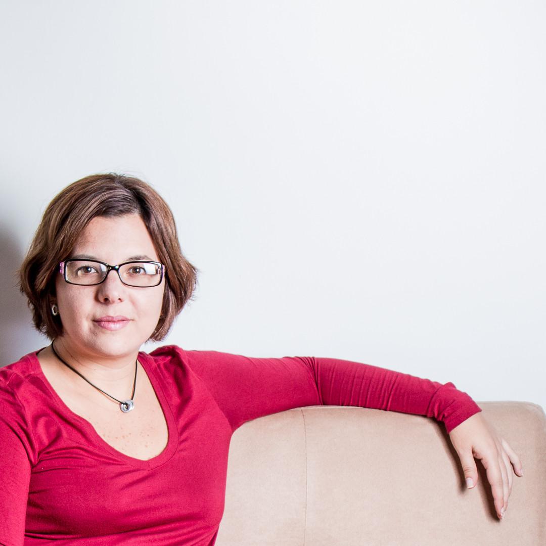 Sonia - retrato para redes sociales